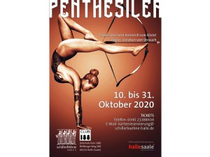 "PREMIERE: Theater ""Penthesilea"""